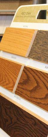 Wood Floor Samples