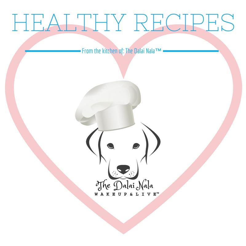 Healthy Recipes With The Dalai Nala