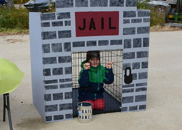 Jail - You need Bail!