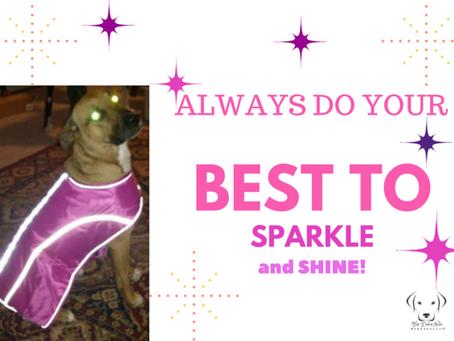 Shine, baby, shine!