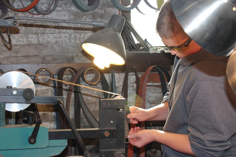 blacksmith 101