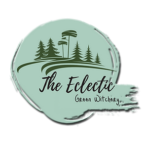 Eclectic Green Witchery Logo