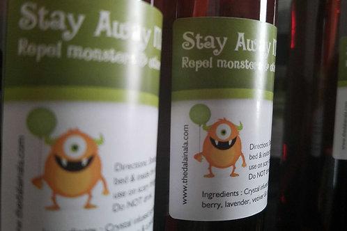 Stay Away Monster Spray!