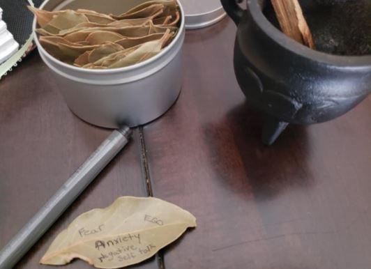 Bay Leaf Ritual