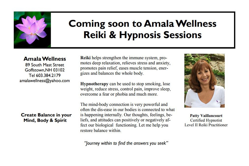 Reiki and Hypnosis