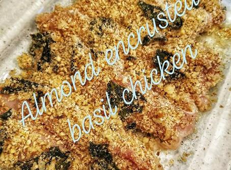 Almond Encrusted Chicken