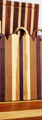Cutting Boards Made by: Gary Raymond