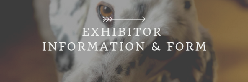 Exhibitor Information & Form
