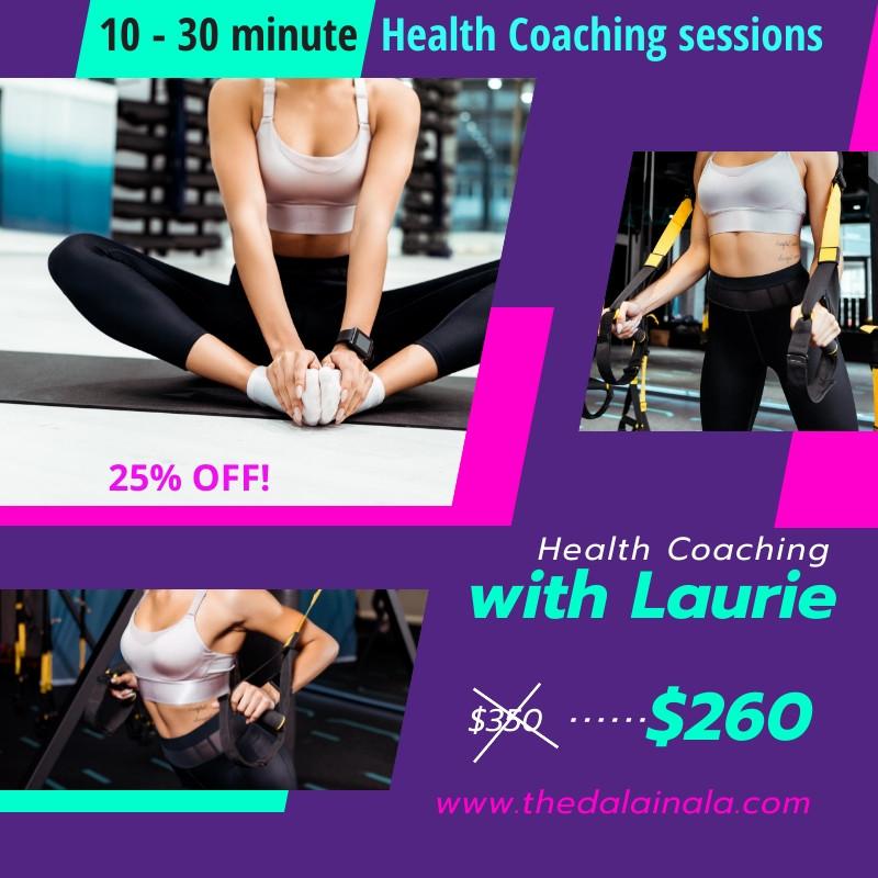 Health Coaching!