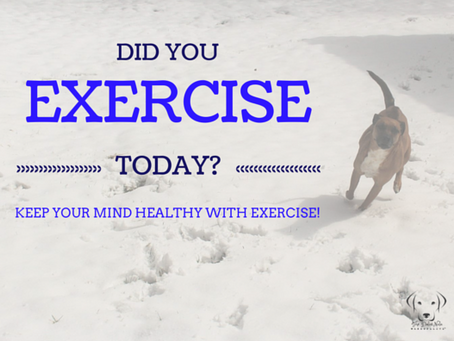 Physical Activity Reduces Stress