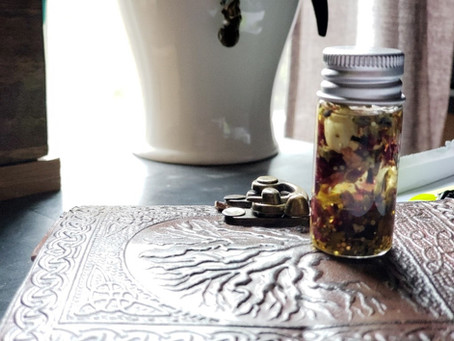 Harmony Anointing Oil Blend