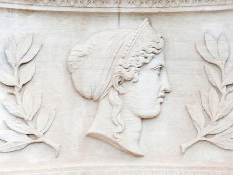Hera - Greek Queen and Goddess of the Sky - Wife of Zeus