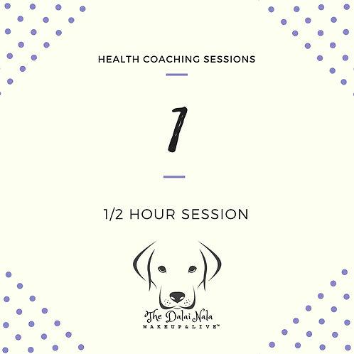 1/2 Hour Single Session