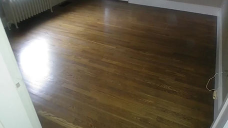 Before and After Wood Flooring