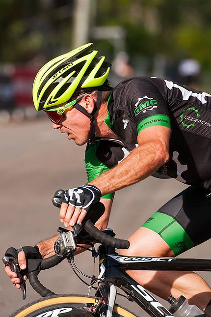 Robbie McEwen Tour of California