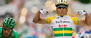 Ride with Robbie McEwen on his home turf.