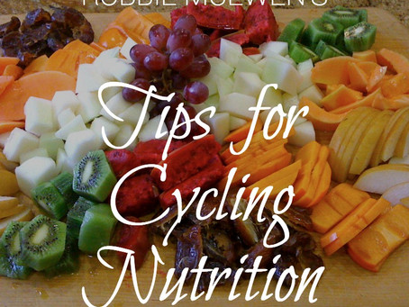 Robbie McEwen's Top Tips for Cycling Nutrition