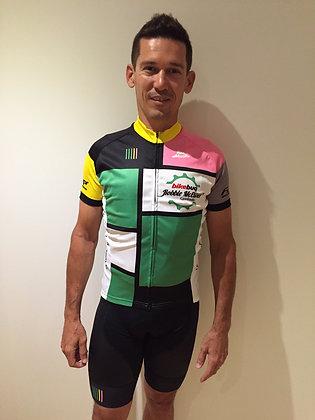 Robbie McEwen Granfondo jersey