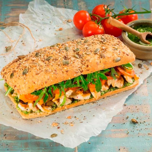 Sub-sandwich thins