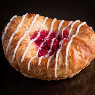 Crown Danish pastry