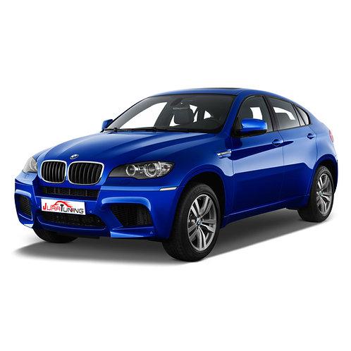 BMW X6 (E71 / E72) Rear Coil Spring Conversion Kit