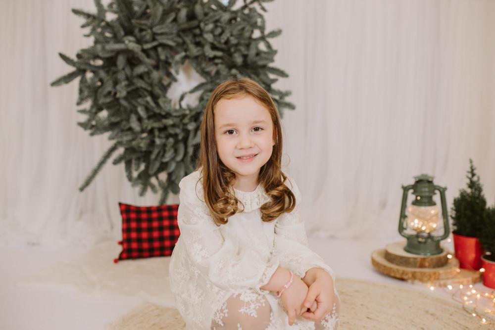 Sessão Fotográfica de Natal