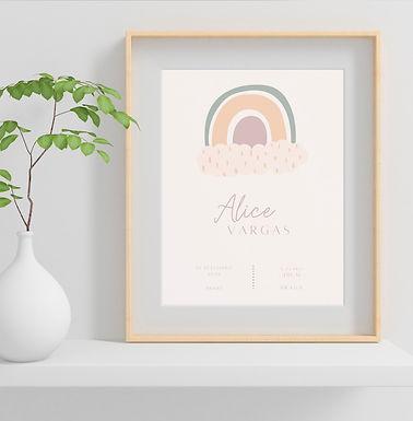 Poster de Nascimento
