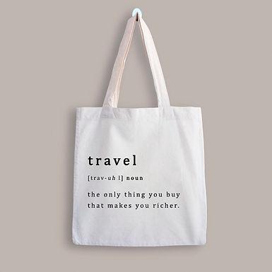 Totebag - Travel