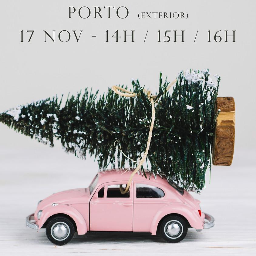 Sessão de Natal - Porto