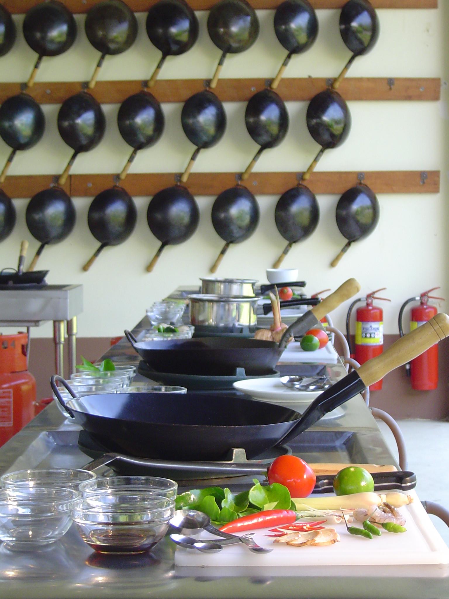 Thai Cooking Class: Course A
