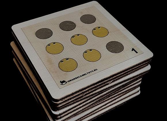 Карточки к игровому пособию «Улей»