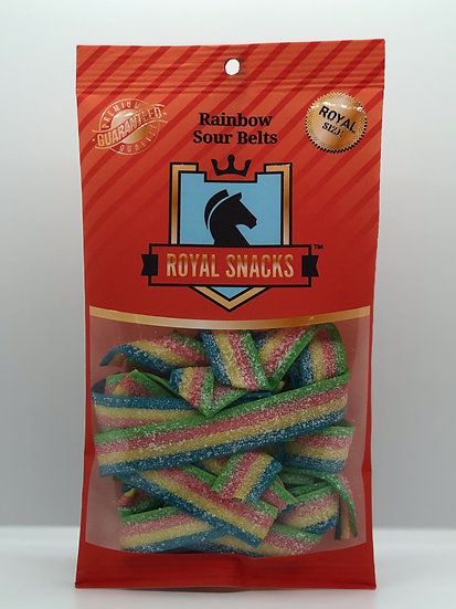 Rainbow Sour Belts