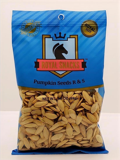 Roasted& Salted Pumkin Seeds