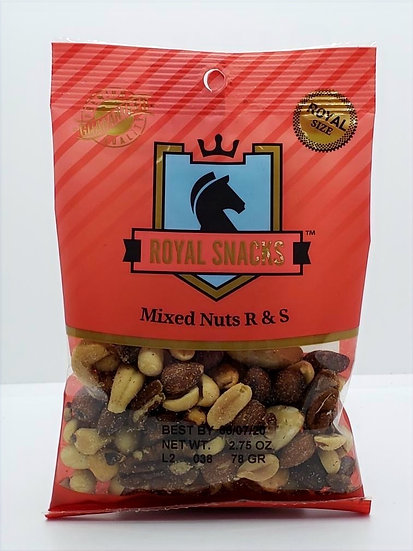 Roasted& Salted Mixed Nuts