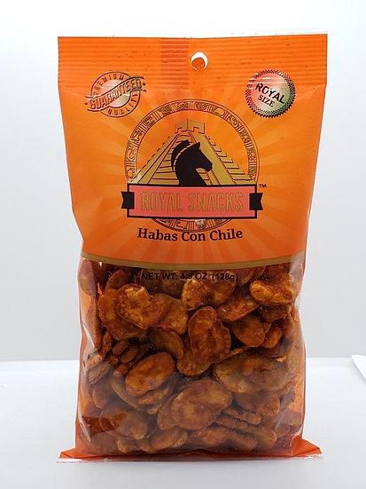 Habas Con Chile