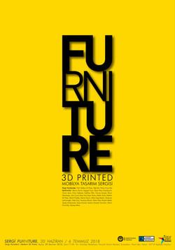 3D FUrniTURE mobilya tasarım sergisi