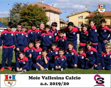 Moie Vallesina Calcio 2019-20