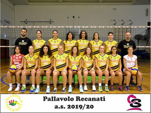 Pallavolo Recanati 2019-20