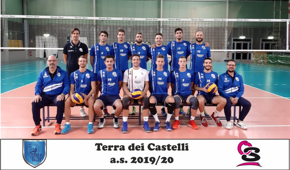 Terra dei Castelli Volley 2019-20