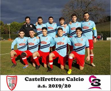 Castelfrettese Calcio 2019-20