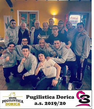 Pugilistica Dorica 2019-20