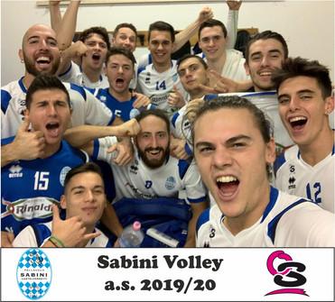Sabini Volley 2019-20