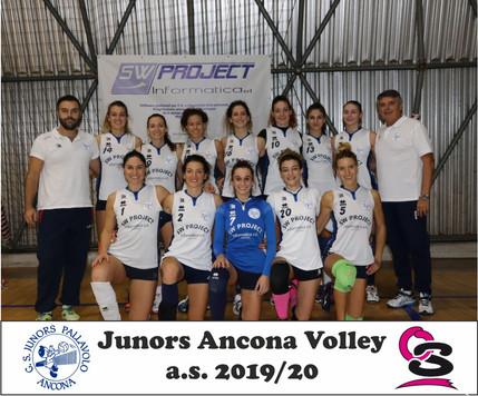 Junors Ancona Volley