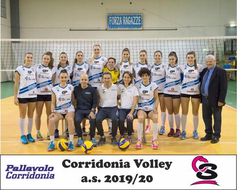 Corridonia Volley 2019-20