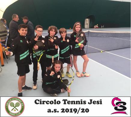 Circolo Cittadino Tennis Jesi 2019-20