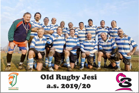 Old Rugby Jesi 2019-20