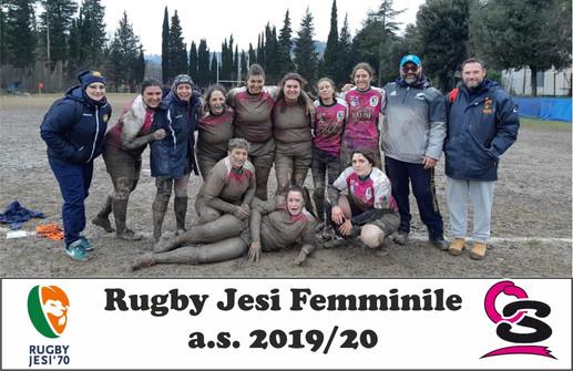 Rugby Jesi Femminile