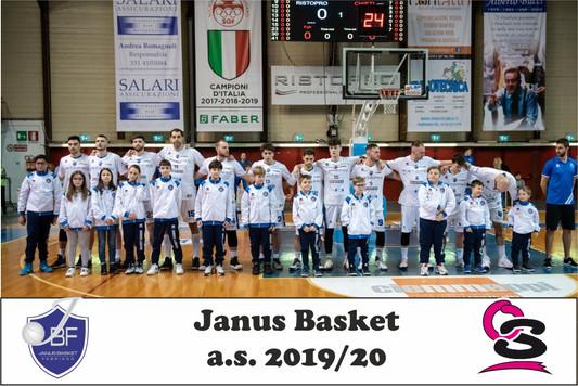 Janus Basket Academy 2019-20