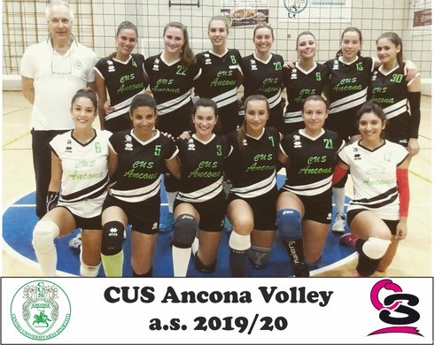 Cus Ancona Volley 2019-20