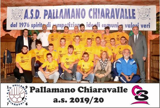 Pallamano Chiaravalle 2019-20